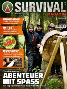 SURVIVAL MAGAZIN 2/2018