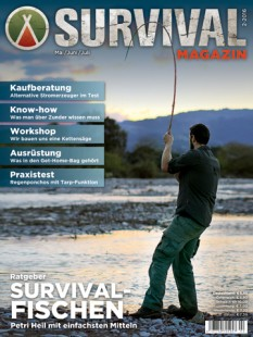SURVIVAL MAGAZIN 2/2016