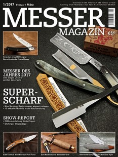 MESSER MAGAZIN 1/2017