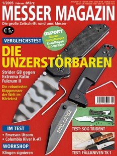 MESSER MAGAZIN 1/2005