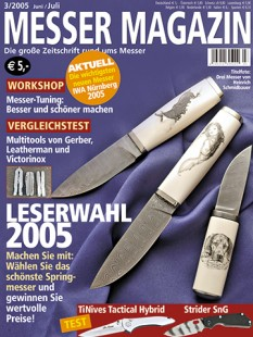MESSER MAGAZIN 3/2005