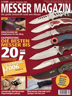 MESSER MAGAZIN 4/2006