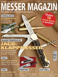 MESSER MAGAZIN 2/2007