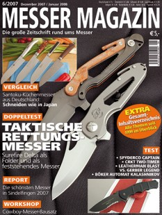 MESSER MAGAZIN 6/2007