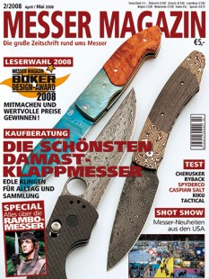 MESSER MAGAZIN 2/2008