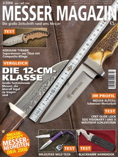 MESSER MAGAZIN 3/2008