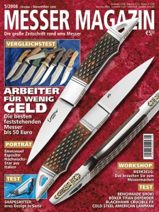 MESSER MAGAZIN 5/2008