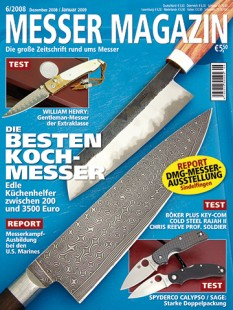 MESSER MAGAZIN 6/2008