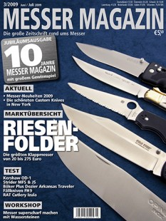MESSER MAGAZIN 3/2009