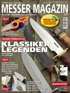 MESSER MAGAZIN 5/2009