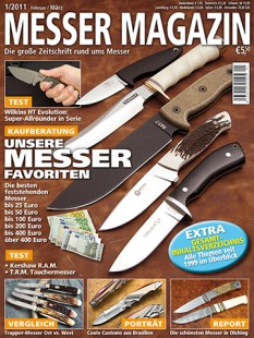 MESSER MAGAZIN 1/2011