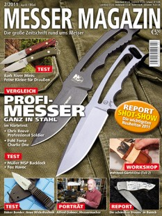 MESSER MAGAZIN 2/2011