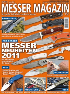 MESSER MAGAZIN 3/2011