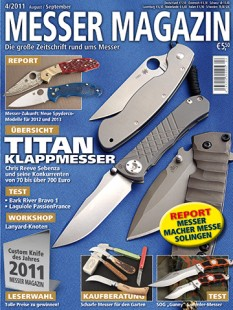 MESSER MAGAZIN 4/2011