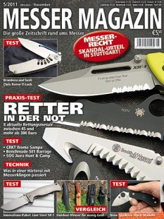 MESSER MAGAZIN 5/2011