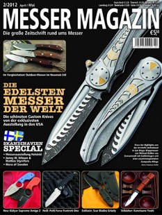 MESSER MAGAZIN 2/2012