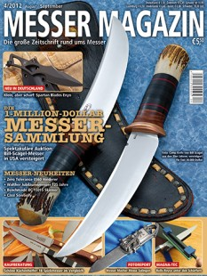 MESSER MAGAZIN 4/2012