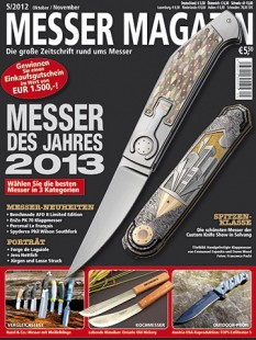 MESSER MAGAZIN 5/2012