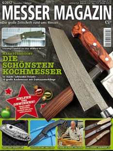 MESSER MAGAZIN 6/2012
