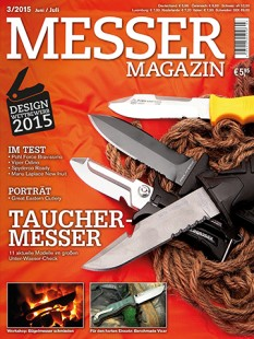 MESSER MAGAZIN 3/2015