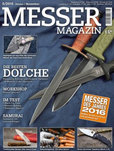 MESSER MAGAZIN 5/2015