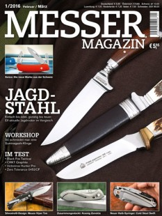 MESSER MAGAZIN 1/2016