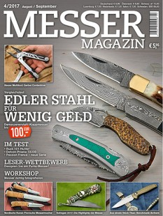 MESSER MAGAZIN 4/2017