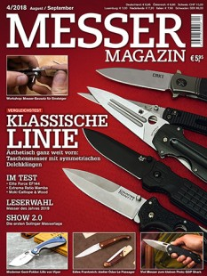 MESSER MAGAZIN 4/2018