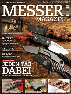 MESSER MAGAZIN 5/2018