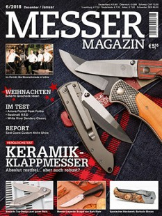 MESSER MAGAZIN 6/2018