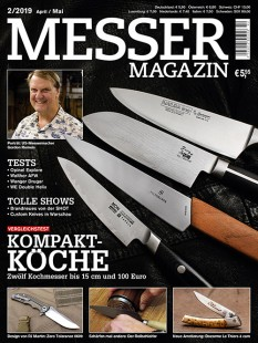 MESSER MAGAZIN 2/2019