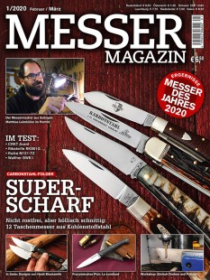 MESSER MAGAZIN 1/2020