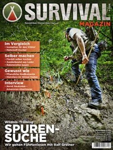 SURVIVAL MAGAZIN 4/2016