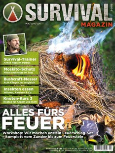 SURVIVAL MAGAZIN 2/2015