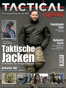 TACTICAL GEAR 2/2015