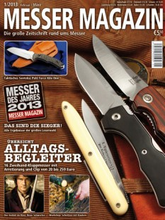 MESSER MAGAZIN 1/2013