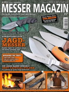 MESSER MAGAZIN 4/2013