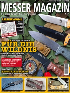 MESSER MAGAZIN 5/2013