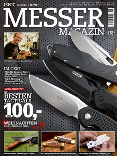 MESSER MAGAZIN 6/2017