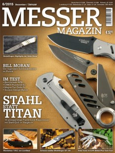 MESSER MAGAZIN 6/2015
