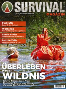SURVIVAL MAGAZIN 3/2015