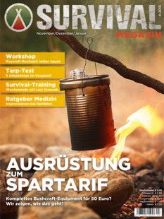 SURVIVAL MAGAZIN 4/2015