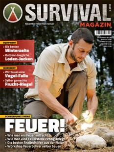 SURVIVAL MAGAZIN 4/2018