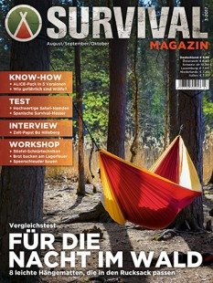 SURVIVAL MAGAZIN 3/2017
