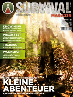 SURVIVAL MAGAZIN 1/2018