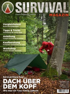SURVIVAL MAGAZIN 3/2016