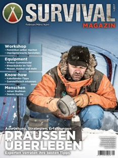 SURVIVAL MAGAZIN 1/2017
