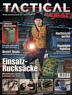 TACTICAL GEAR 1/2014