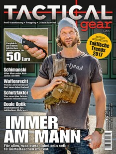 TACTICAL GEAR 3/2017