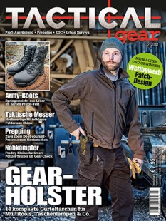 TACTICAL GEAR 2/2018
